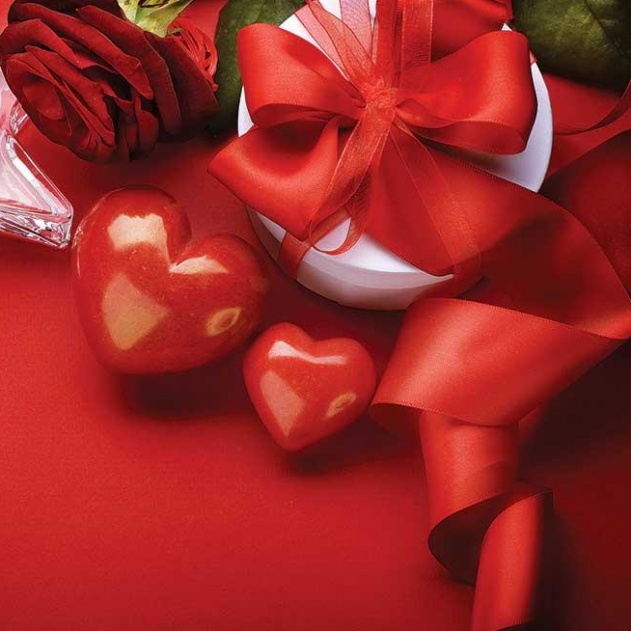 Special weekday Saint Valentine's package