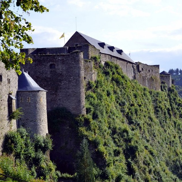 In the footsteps of Godefroy de Bouillon
